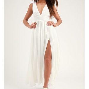 Heavenly Hues Lulus Maxi Dress